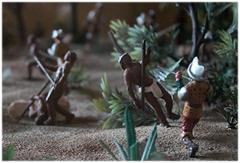 Programa Público<br />Los huecos del agua.<br/ > Arte actual de pueblos<br/ > originarios